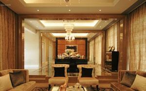 【欧式客厅】欧式客厅特点,欧式客厅吊顶,装修效果图