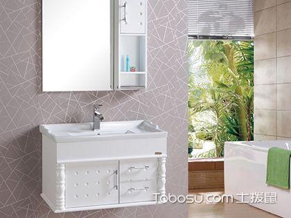 卫生间面盆柜选购,兼顾实用与美观
