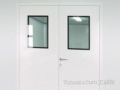 不锈钢净化门的特点和安装技巧,保持安全卫生