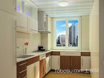 厨房橱柜尺寸多少合适?看标准不如因地制宜