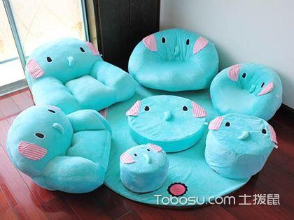 儿童沙发品牌这样选,留给宝宝安全舒适小空间