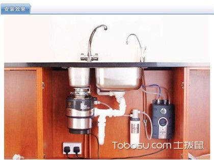 厨房下水管道安装图,动手前多看一看
