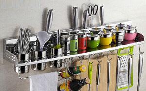 【厨房置物架】厨房置物架什么材质好,厨房置物架尺寸,什么品牌好,效果图