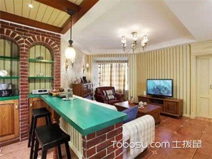 美式田园风格餐厅设计,打造明朗闲适的生活