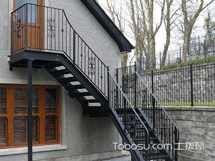 室外楼梯图片,阅历不一样的靓丽风景线