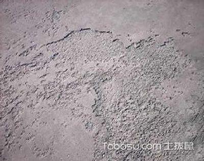 水泥地起砂原因 施工过程要注意强度