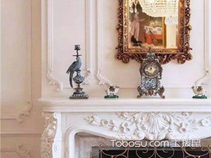 奢华浪漫的法式整装,家里也可以变成凡尔赛宫