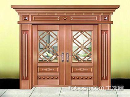 中式铜门有什么优缺点?如何保养才能长久保新?