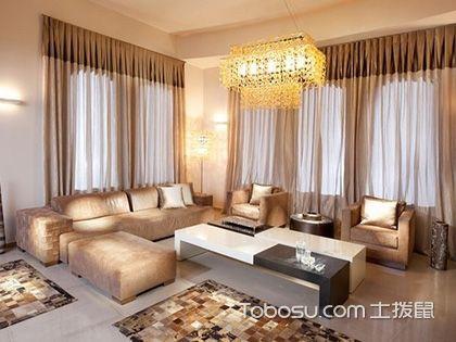 窗帘杆尺寸如何制定?搭造一幅亮丽风景