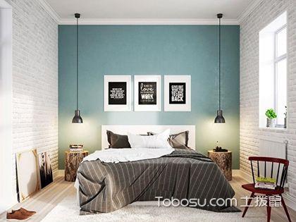 简欧风格卧室,我们可以从硬装和软装入手打造