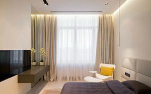 【卧室窗帘】卧室窗帘什么颜色好,卧室窗帘选购,款式,装修效果图