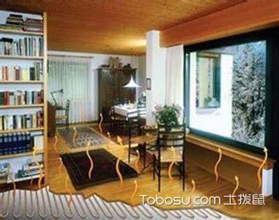 铺地板与采暖,做好地面装饰选择