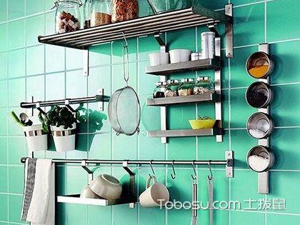 8平米厨房装修效果图,小小空间也能多姿多彩