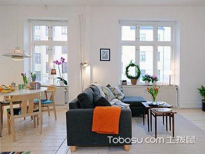40平米一居室装修,开启甜蜜爱巢打造计划