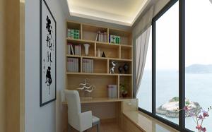 【小书房】小书房怎么装修,小书房装修设计,家具选购,装修效果图