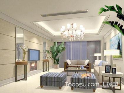 简约欧式客厅,让家居装修绽放不一样的光彩