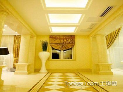 门厅过道装修与风水是家庭和睦的润滑剂