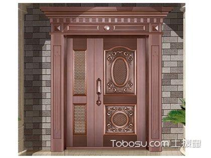 铜门子母门的4大特点介绍,一宅之重在于门