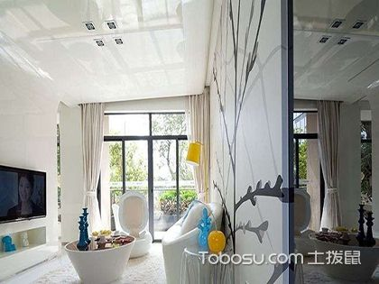 40平米装修样板房,看完你会爱上它