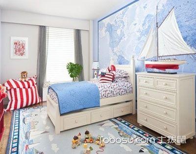 儿童房床位风水,怎样摆放比较好?