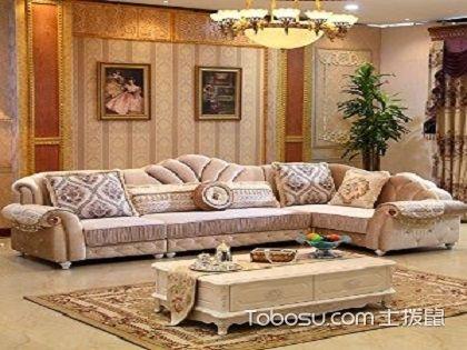 简约欧式沙发,蕴藏着异国风情的雍容华贵