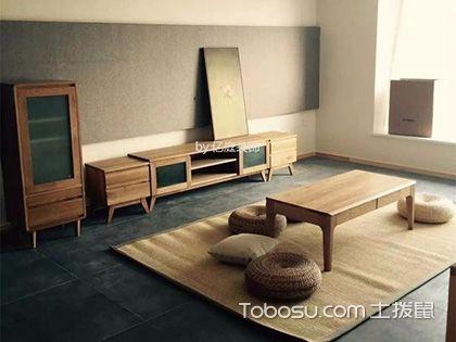 和式装修风格效果图,用原木搭建温润静谧家