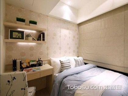 7平方米小房间装修方法,小房间也能装修得大气