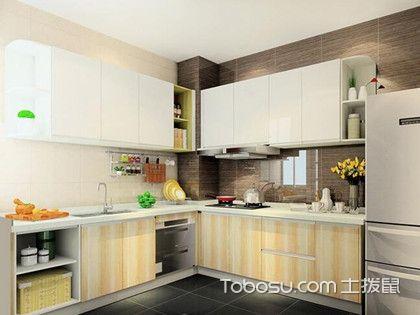 4平米厨房装修效果图赏析,简约风也照样精彩