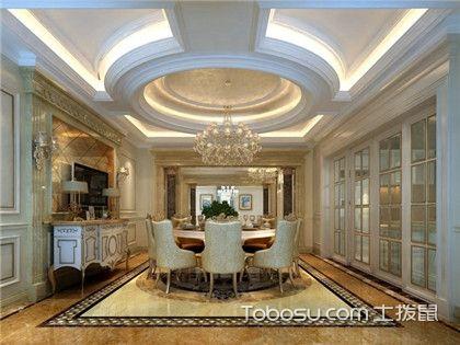 欧式风格别墅设计,华丽大气之美