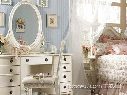 """10平米女生卧室装修,她的居室要""""美美哒""""!"""