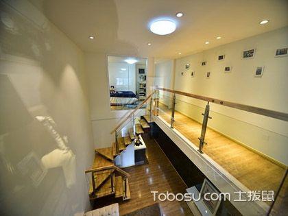 50平米loft公寓样板房装修方案,看看人家怎么装修