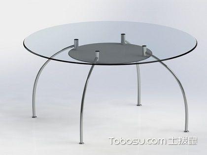 玻璃桌子图片,跟随时尚脚步欣赏完美桌图