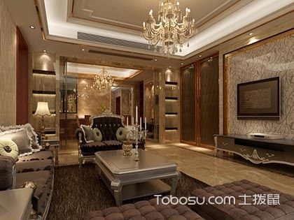 奢华欧式风格样板房图片欣赏,教你呈现奢华度