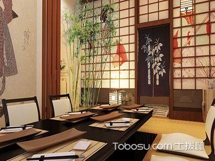 日式餐厅家具特色介绍,凸显浓郁的文化情怀!