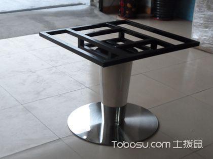 不锈钢桌子配件如何选择?让桌子更结实耐用