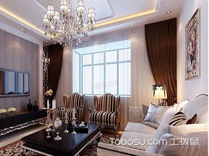 欧式风格窗帘搭配,营造不一样的美
