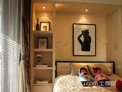 """6平米小卧室设计,""""小窝""""也能有亮眼效果"""