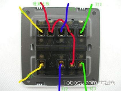 学习双控开关接线图原理,家庭用电更方便
