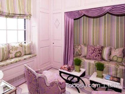 歐式風格窗簾效果圖,帶你領略別樣歐洲風采