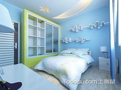 8平米小臥室裝修圖,這樣的設計讓你更心動