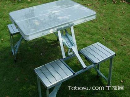 铝合金折叠桌子品牌介绍,价格大概是多少?