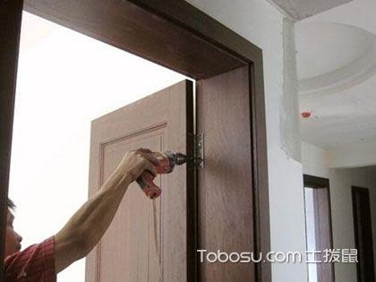 怎样安装木门?秒变装门小能手