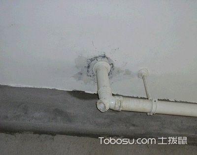 卫生间铺设瓷砖后发现楼下漏水怎么办?
