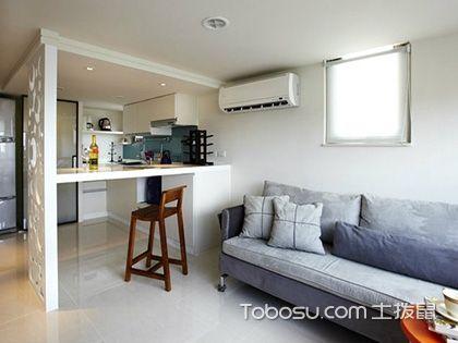 20平米公寓改造,这样的设计你也可以有