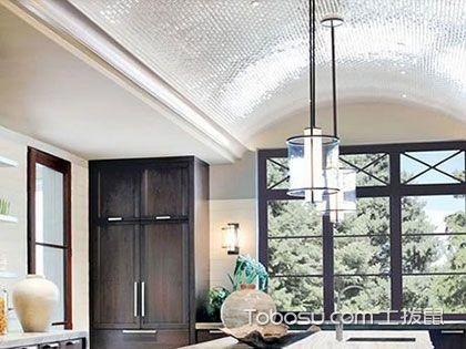 客厅吊顶造型图片设计,不同风格各有特色!