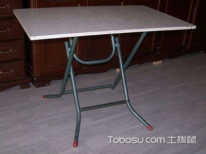 简易折叠桌的基本介绍,如何保养这种桌子