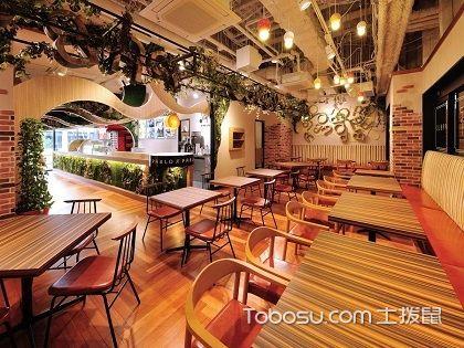 30平米咖啡厅装修,完美打造艺术生活气息!