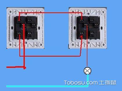 燈的雙控開關怎么接?這些知識你要了解