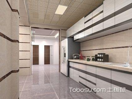 厨房吊顶装修效果图,看图学装修大技巧!