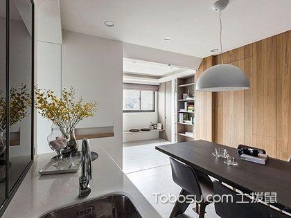 70平米装修案例欣赏,超舒适的简约主义空间
